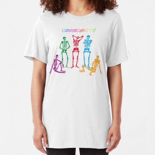 Diversity Slim Fit T-Shirt