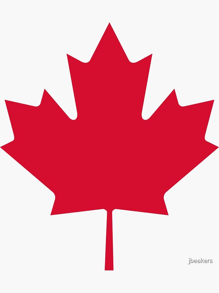 Canadá | Hoja de arce de jbeakers