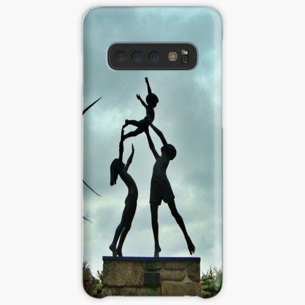 """Children"" - Tresco Abbey Gardens Samsung Galaxy Snap Case"