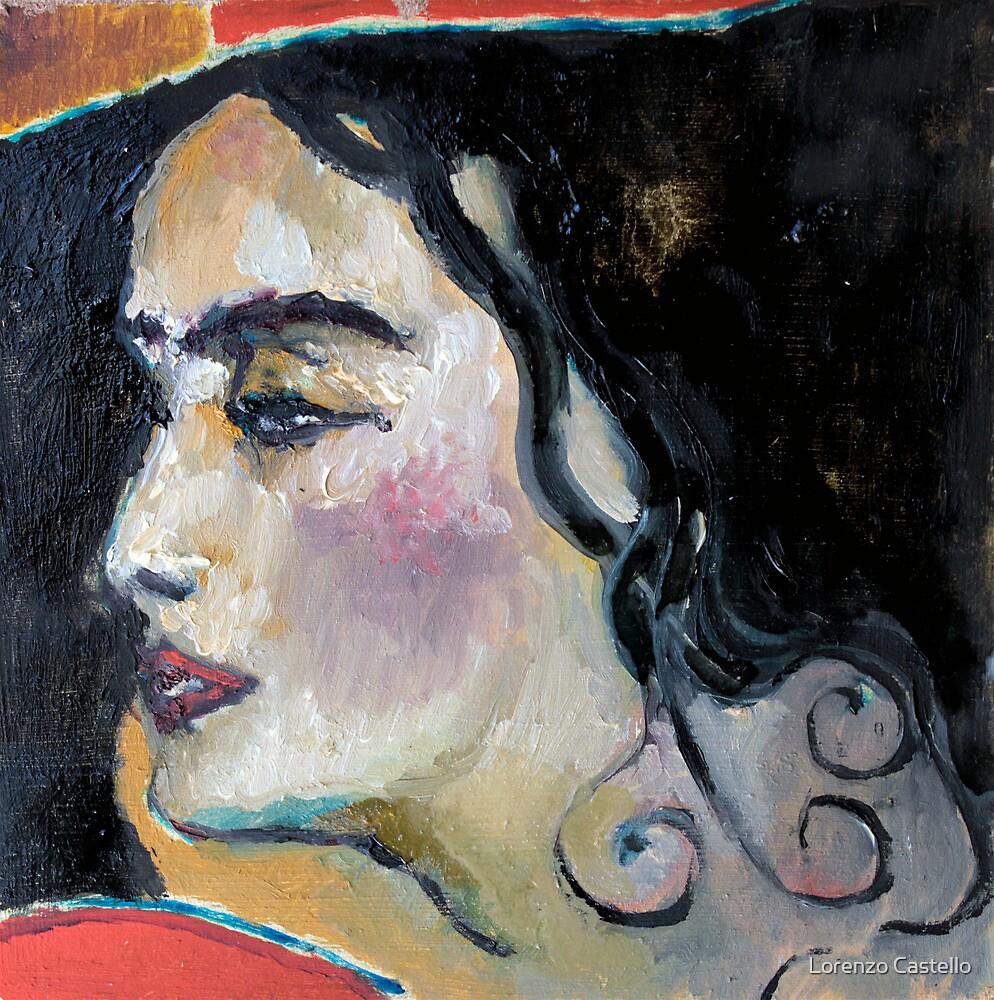After Klimt by Lorenzo Castello