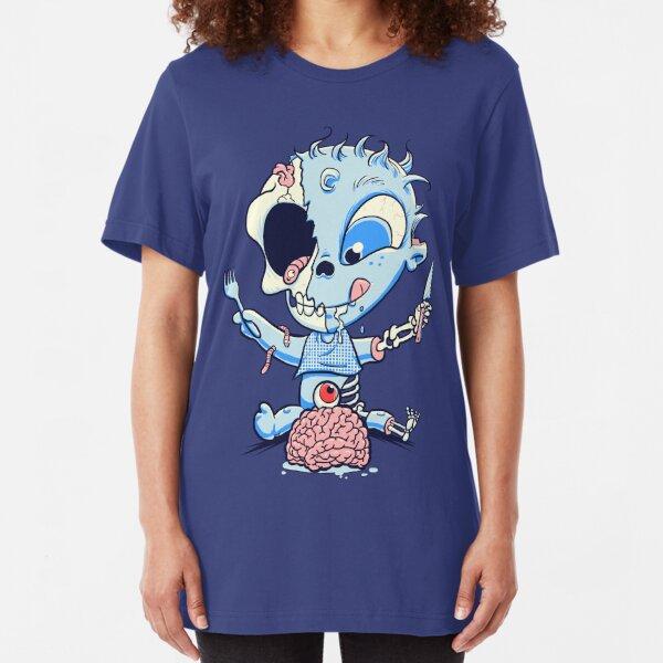 Baby Zombie Slim Fit T-Shirt