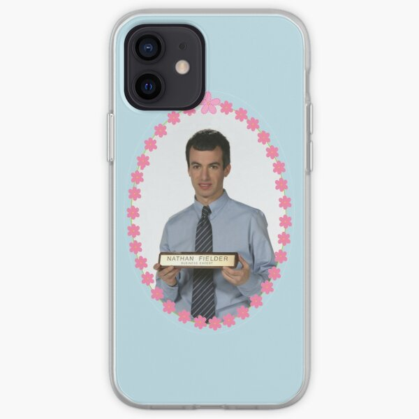 Nathan Fielder: Business Expert iPhone Soft Case