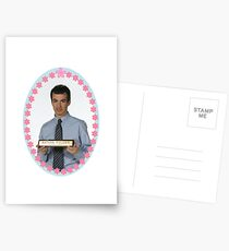 Nathan Fielder: Business Expert Postcards