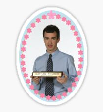 Nathan Fielder: Business Expert Sticker