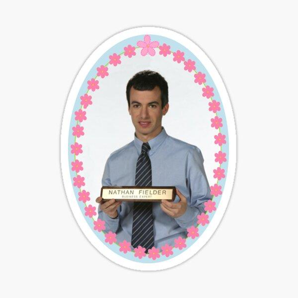 Nathan Fielder: Business Expert Sticker