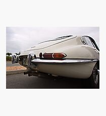 N35   E Type Photographic Print