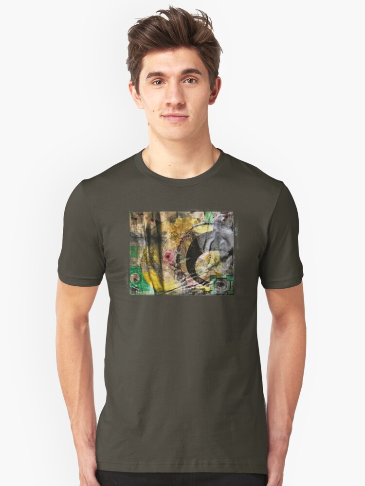 Into The Unknown Unisex T-Shirt Front