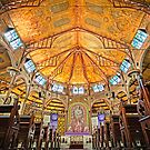 Cathedral Basilica of the Immaculate Conception in Castries by Heather Buckley