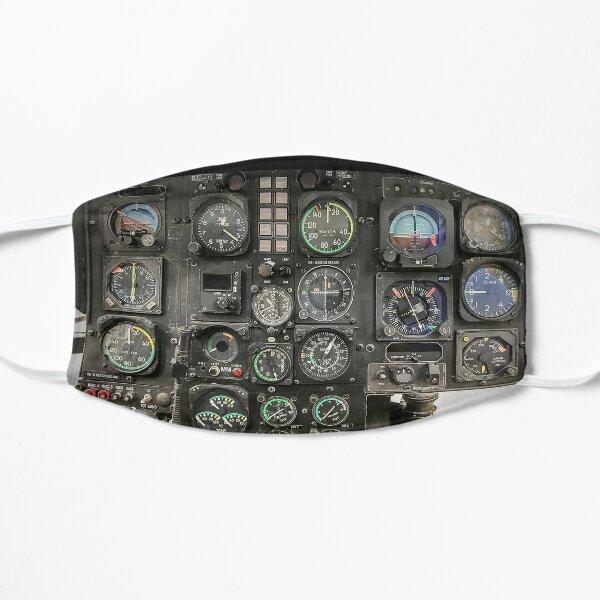 Aviation Helicopter cockpit Instrument Mask