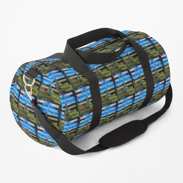 Hexagram 3: Chun (Difficulty at the Beginning) Duffle Bag
