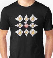 Tic-Tac-Toe Unisex T-Shirt