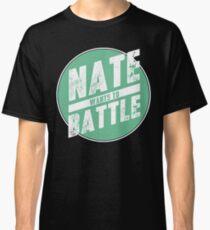 NateWantsToBattle Circle Tee Classic T-Shirt