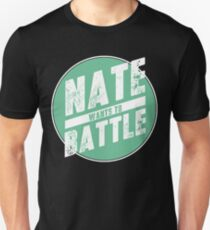 NateWantsToBattle Circle Tee Unisex T-Shirt