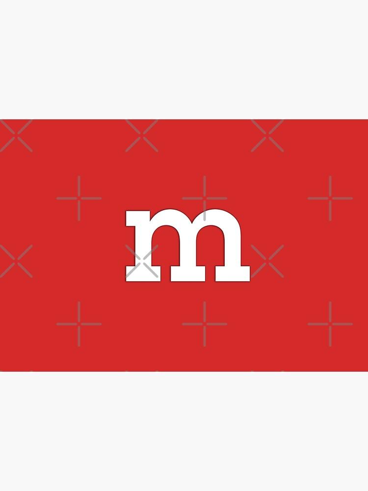 m&m Red by MrPixelus