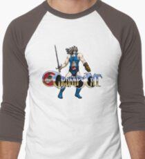 Lion-NO the Grumpy Cat Men's Baseball ¾ T-Shirt