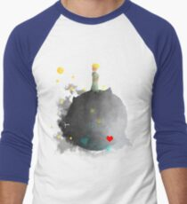 The Little Prince Art Print Men's Baseball ¾ T-Shirt