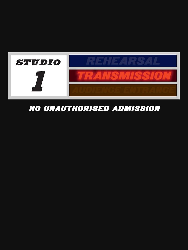 Studio 1 - Transmission | Unisex T-Shirt
