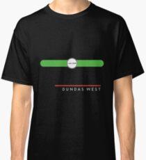 Dundas West station Classic T-Shirt