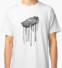 Delorean Drip Classic T-Shirt