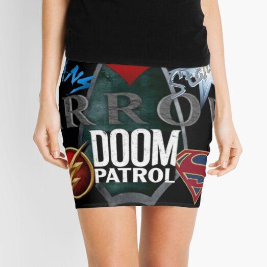 arrowverse merch Mini Skirt