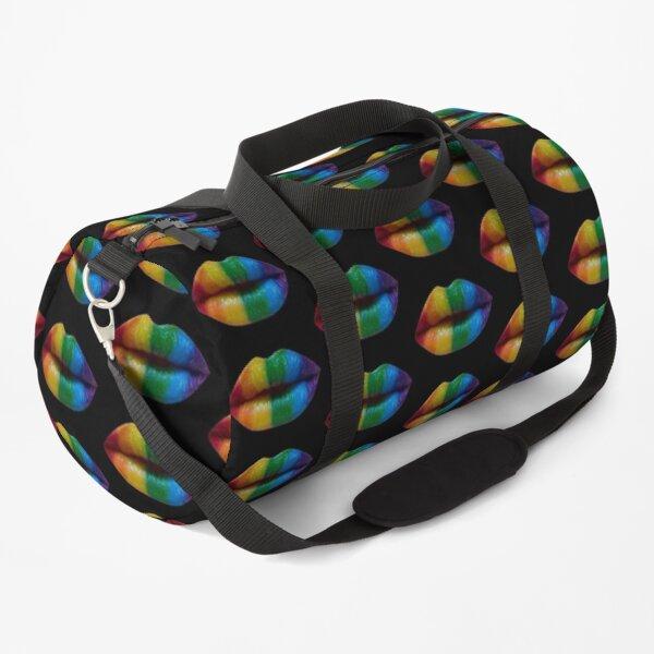 LGBT LIPS Duffle Bag