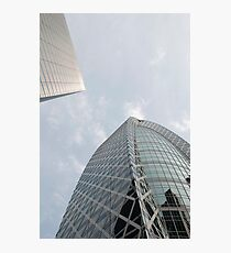 Contemporary Tokyo Buildings Photographic Print