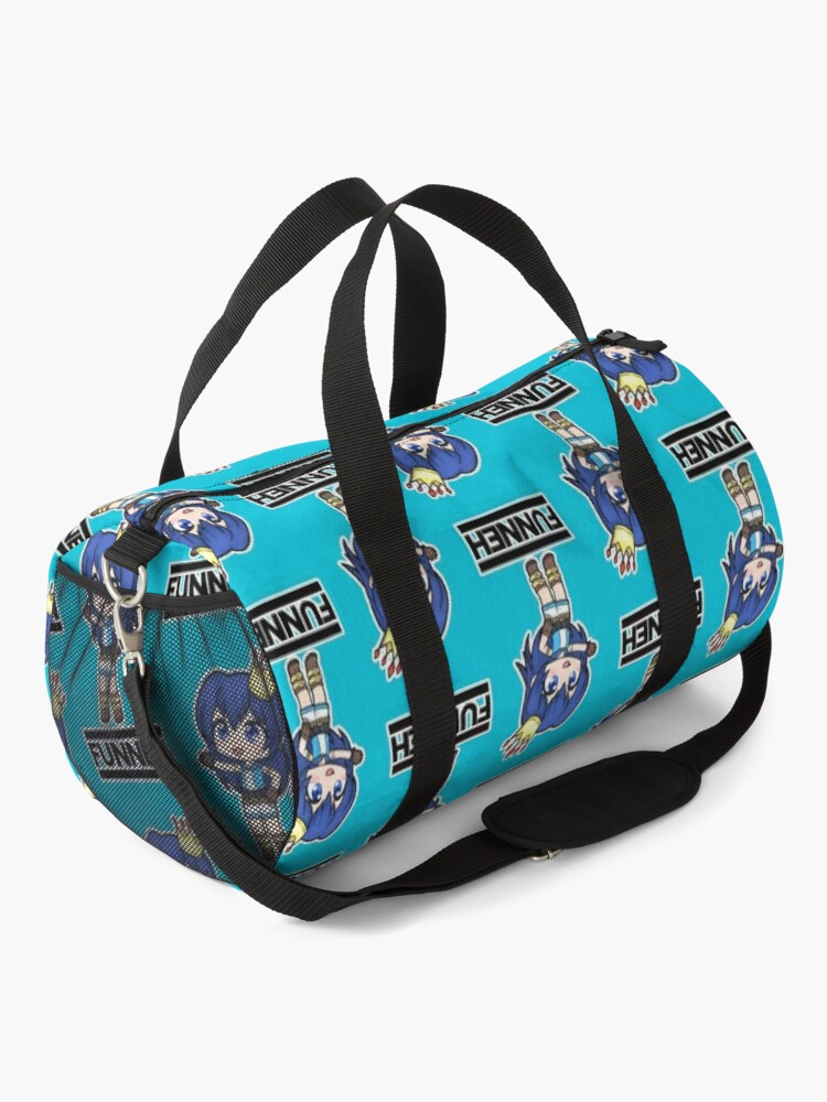 Alternate view of Funneh Gacha Style Duffle Bag