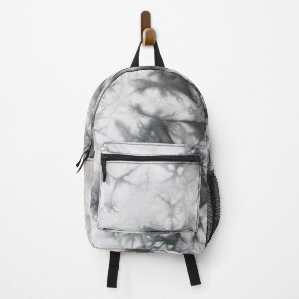 Gray Tie Dye Backpack