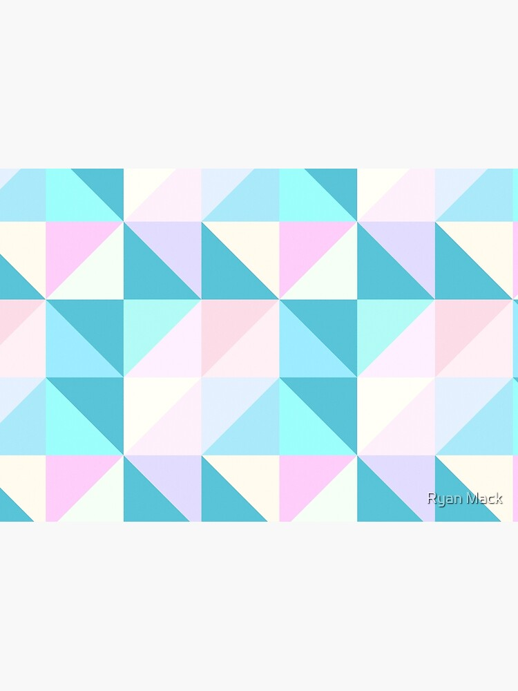 Geometric Dreamsicle by ryanpmack