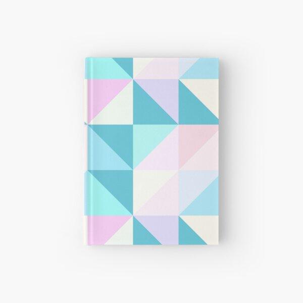 Geometric Dreamsicle Hardcover Journal