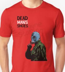 Dead Man's Shoes Paddy Considine Comic Style Illustration T-Shirt