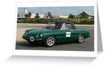 Alfa No 39 by Warren. A. Williams