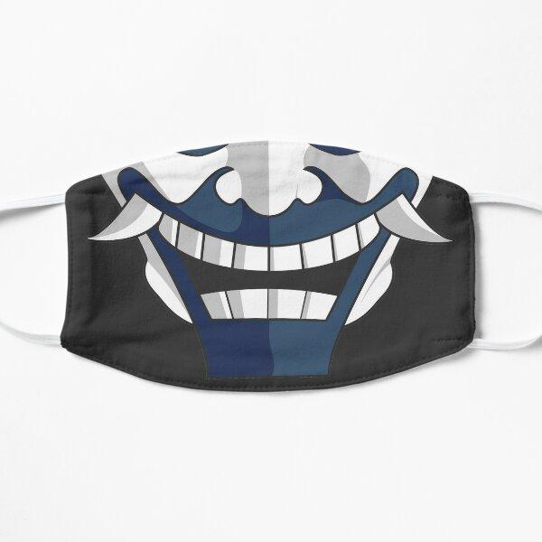 Blue Spirit Flat Mask