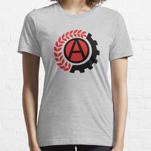 sindicalismo anarco Camiseta esencial