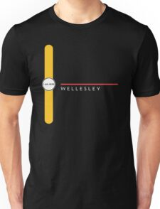 Wellesley station Unisex T-Shirt
