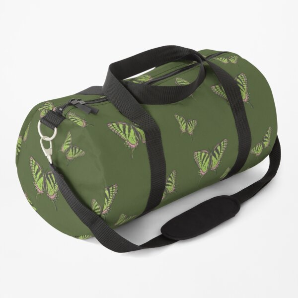 Celtic Swallowtail Duffle Bag
