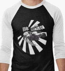 Nihon Tour Series Official T-Shirt - dark Men's Baseball ¾ T-Shirt