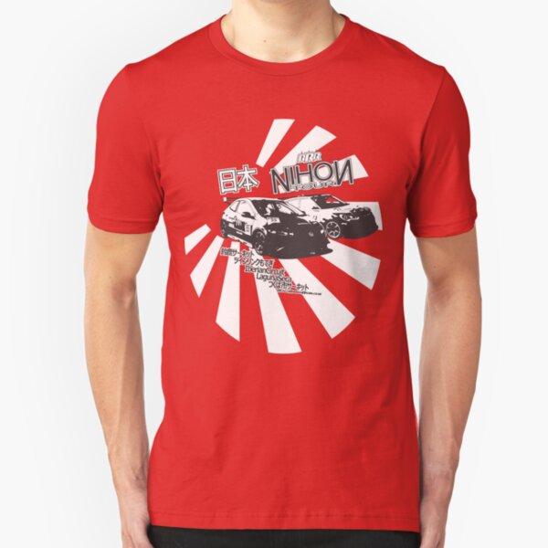 Nihon Tour Series Official T-Shirt - dark Slim Fit T-Shirt