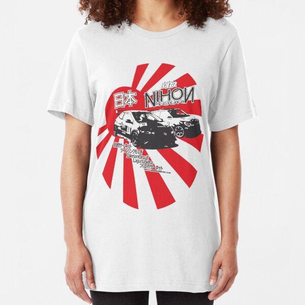 Nihon Tour Series Official T-Shirt - light Slim Fit T-Shirt