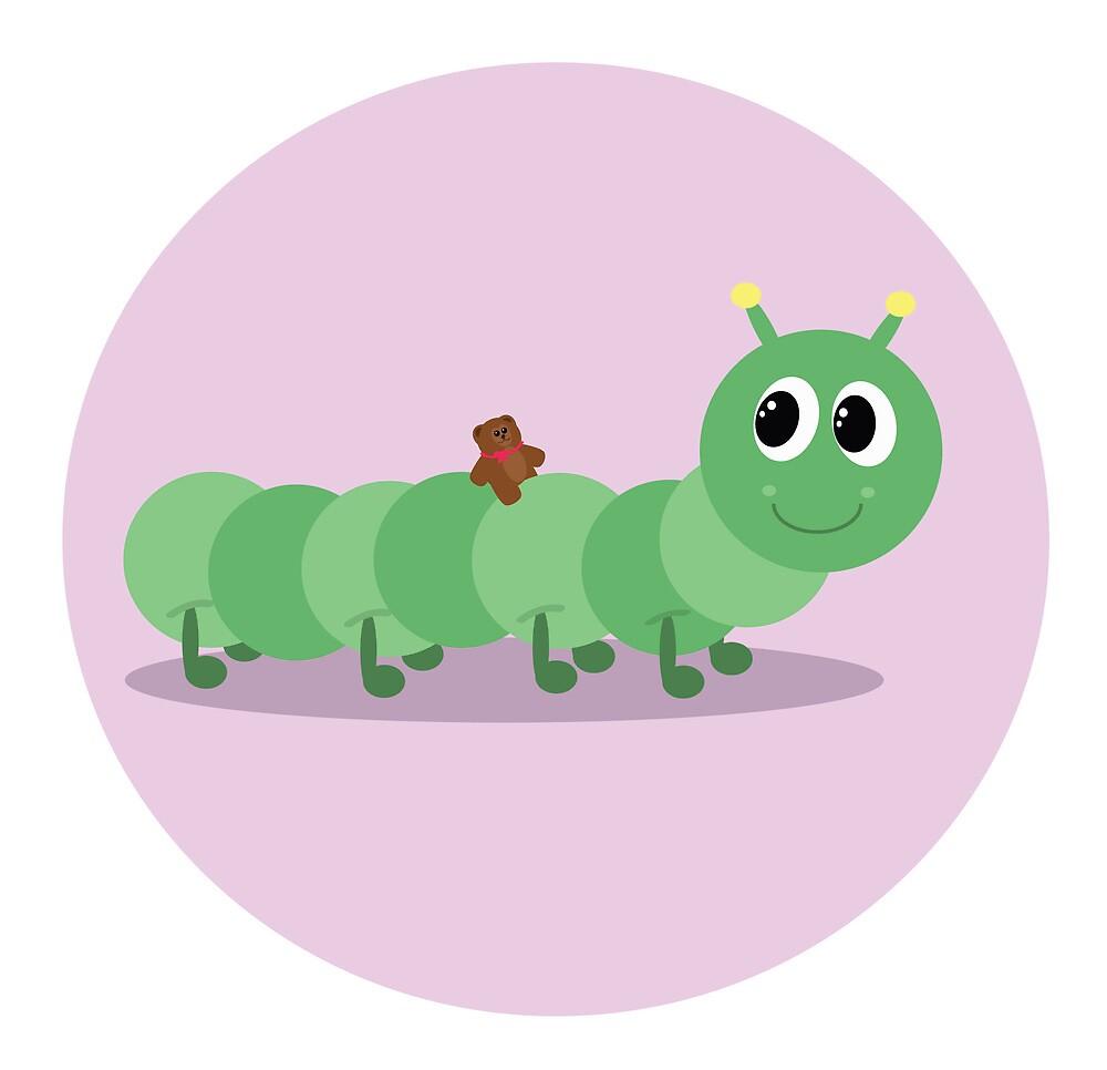 Caterpillar by EmilyListon4