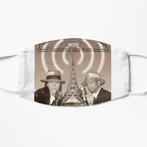 Vintage From The Bunker Flat Mask
