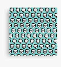 Poe-ka Dots Canvas Print