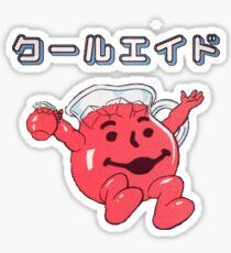 Kanji Kool-Aid Sticker