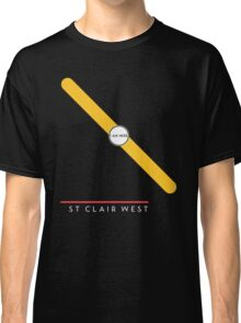 St. Clair West station Classic T-Shirt