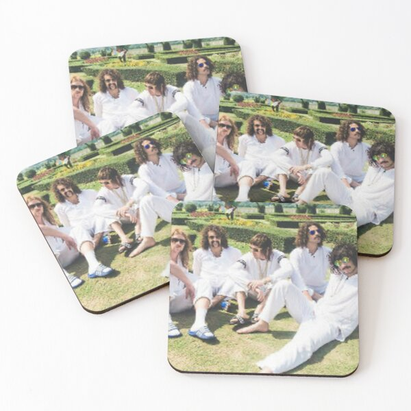 Sticky fingers Coasters (Set of 4)