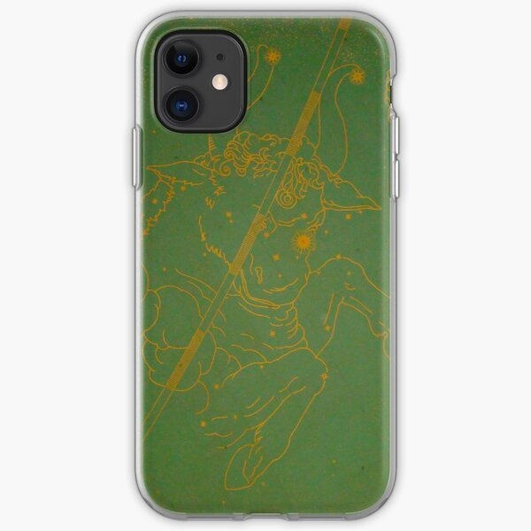 The Bull iPhone Soft Case