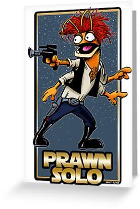 Prawn Solo by Kenny Durkin