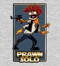 Prawn Solo Kids Pullover Hoodie