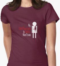 My Dark Passenger is Darker than Yours T-Shirt