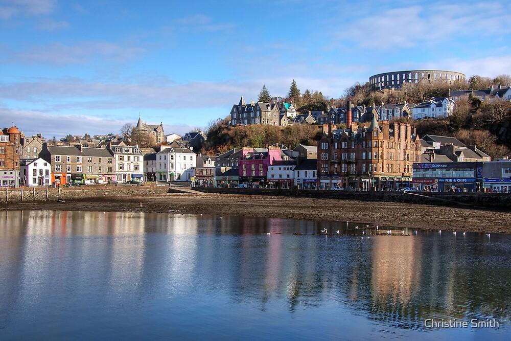 Oban, Scotland by Christine Smith